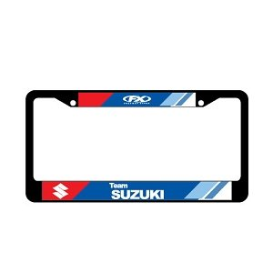 Factory Effex 19-45400 License Plate Frame