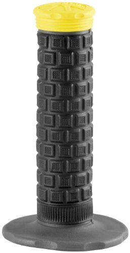 Pro Taper Pillow Top Lite MX Grips - BlackGreyYellow