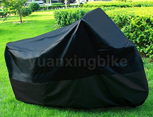 Motorcycle Cover For Kawasaki KZ650 Cafe Racer UV Dust Protector L B