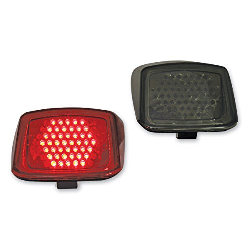 Custom Dynamics V-ROD-STD-I-S LED Taillight Smoke With Integrated Turn Signals for 2002-2011 Harley-Davidson V-Rods