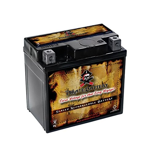 YTX5L-BS High Performance Power Sports Battery