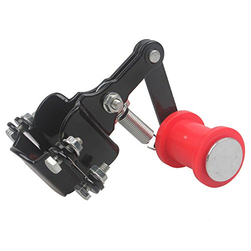Wings Chain Tensioner Guide Universal Dirt Pit Bike ATV Motorcycle