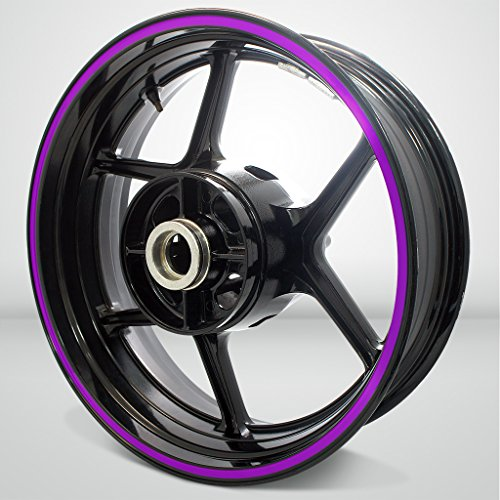 Thick Outer Rim Liner Stripe for Yamaha R1 Matte Purple