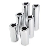 Bikers Choice Chrome Fork Tube Covers