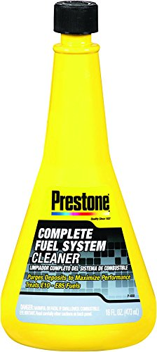 Prestone AS715 Complete Fuel System Cleaner - 16 oz
