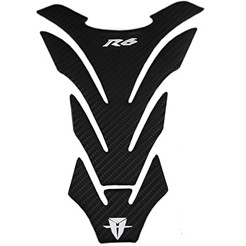 PRO-KODASKIN Carbon Tank Pad Sticker Decal emblem GRIPPER STOMP GRIPS EASY for YZF600 R6