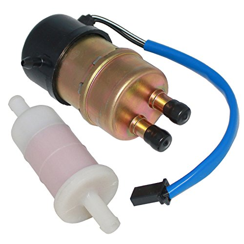 Caltric FUEL PUMP FILTER FIT YAMAHA XVZ1300 XV-Z1300 ROYAL STAR 1300 VENTURE S 2002-2009