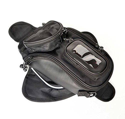 Generic Universal Magnetic Oil Fuel Tank Bag Case For Motorcycle Motorbike