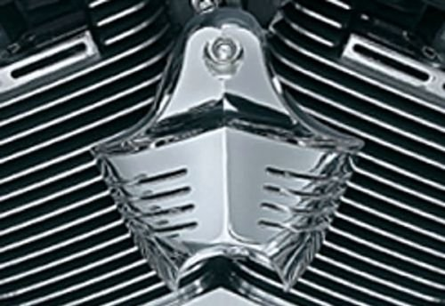 I5® Chrome Horn Cover For Harley Davidson