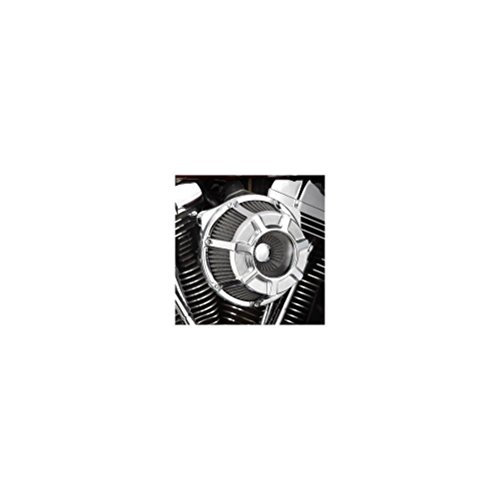 Arlen Ness 18-934 Chrome Inverted Series Air Cleaner Kit