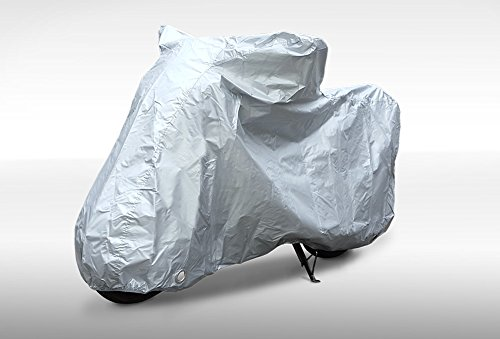 Cover Zone Voyager Water UV Resistant Tailored Motorcycle Bike Cover To Fit Aprilia BMW Buell Ducati Honda Kawazaki Moto Guzzi Piaggio Vespa Scooter Suzuki Triumph Yamaha Motorbike Top Box