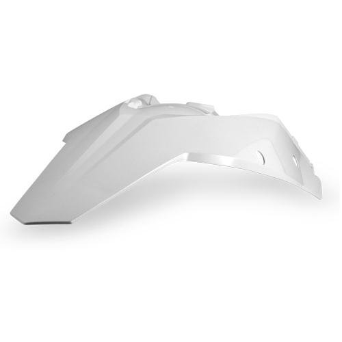 Acerbis Rear-Side Cowling - White