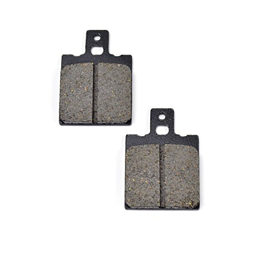 Ducati 620 Sport 03-04 Rear Sintered Brake Pads by Niche Cycle Supply