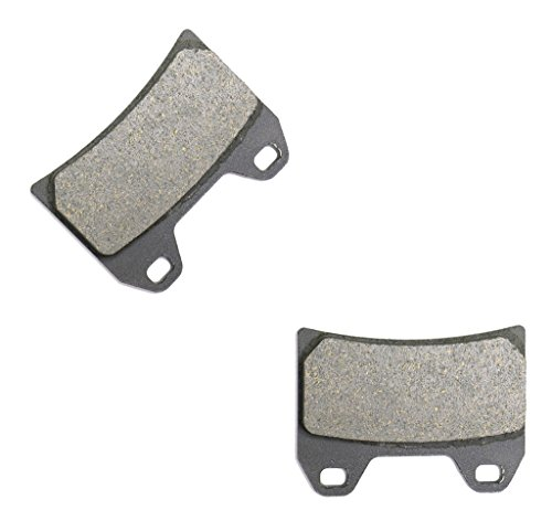CNBK Front Left Disc Brake Pads Resin fit DUCATI Street Bike 1100 S Monster 09 10 2009 2010 1 Pair2 Pads
