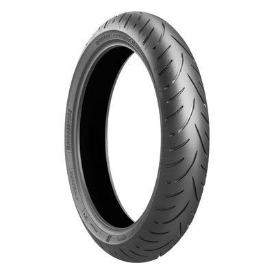 12070ZR-17 58W Bridgestone Battlax Sport Touring T31 Front Motorcycle Tire for Ducati 1100 Monster 1100S 2009-2010