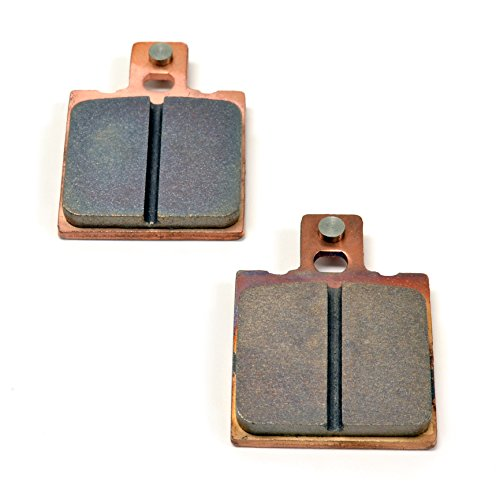 Ducati 600 Monster 00-01 Rear Performance Brake Pads by Niche Cycle Supply