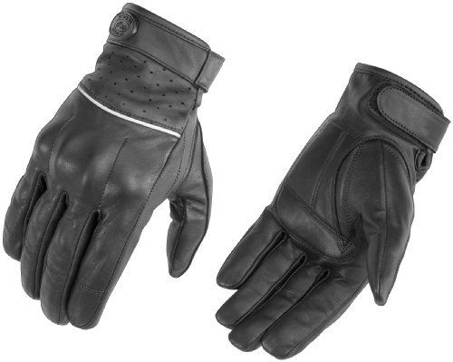 River Road Firestone Mens Leather Gloves - Small