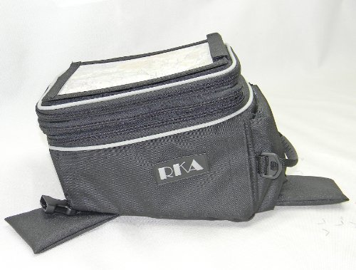 RKA Motorcycle Tankbag 130 liter 3 Point Expandable Shiloh Road Tankbag Y Front
