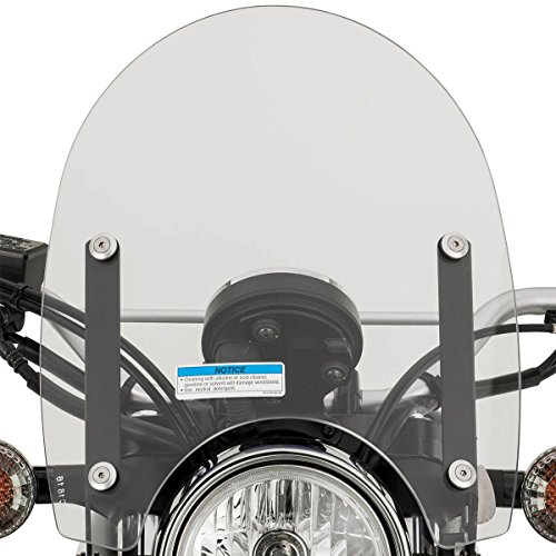 YAMAHA SCR950 ADVENTURE QUICK RELEASE WINDSHIELD AND MOUNTS KIT 2017 17