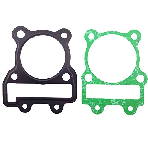 TC-Motor Chinese Motorcycle YX150 160 Engine Parts Cylinder Head Gasket Kit For YX 150cc 160cc Pitmotard Motocross Pit Dirt Motor Bike