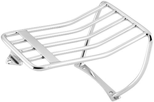 1999 Harley Davidson FLSTC Heritage Softail Classic Luggage Rack for Solo Seat Manufacturer Bikers Choice FENDER RACK-97-99 SOFTAIL SOLO