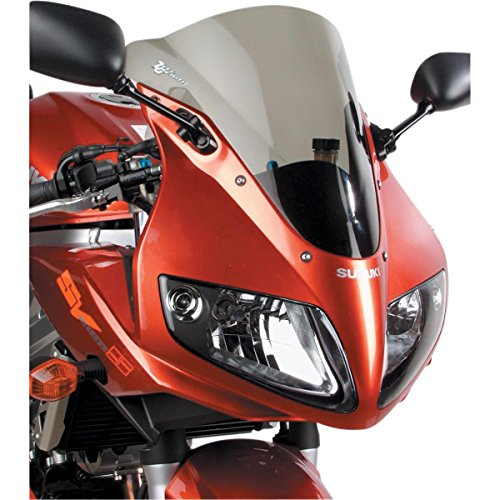 Zero Gravity Windscreens Double Bubble Windscreen - Smoke Suzuki SV650 SV1000