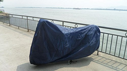 Blue motorcycle cover 4 Harley davidson Sportster 1200c XL