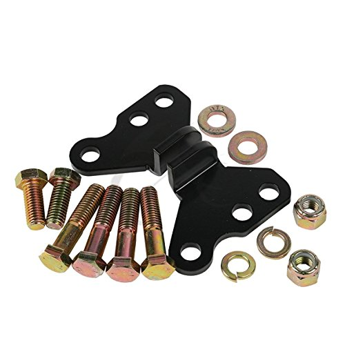 TCMT 1-2Rear Adjustable Lowering Kit For Harley Road King with HARD BAGS only1993 1994 1995 1996 1997 1998 1999 2000 2001
