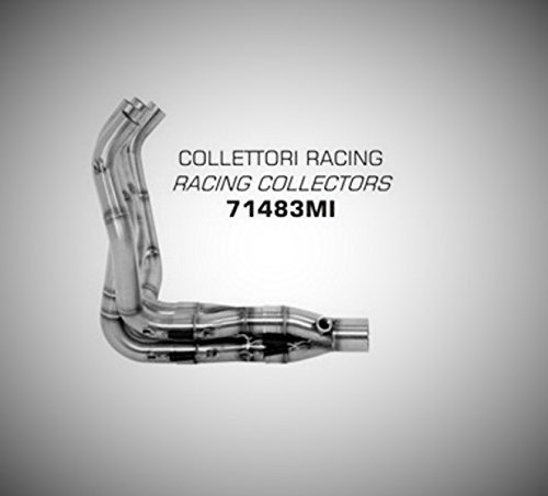 421 STAINLESS STEEL RACING COLLECTOR KAWASAKI Z 800 E 2013-2016
