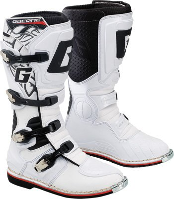 Gaerne GX-1 Boots Distinct Name White Gender MensUnisex Size 10 Primary Color White 2157-004-010
