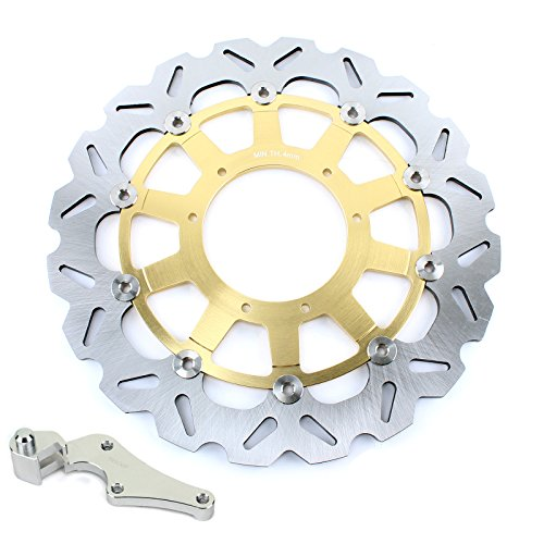 Tarazon 320mm Supermoto Supermotard Front Brake Rotor  Bracket Adaptor for Honda CRF 250 R X CRF450 R X 2015 2016