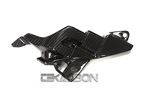 2015 - 2016 Yamaha YZF R1 Carbon Fiber Small Side Panel LH