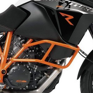 KTM 1190 Adventure R Orange Crash Bars 6031296814404