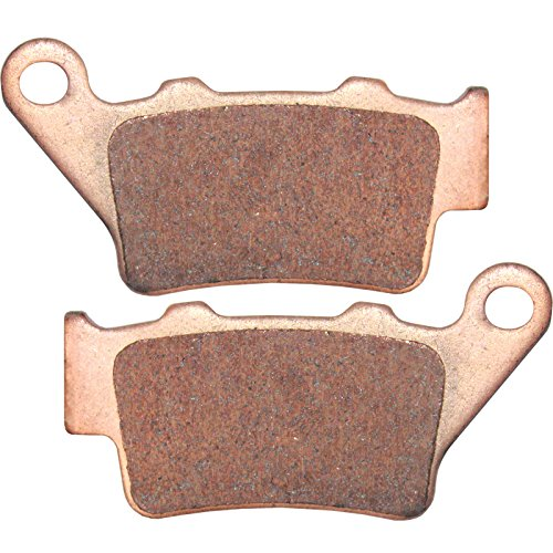 Caltric REAR BRAKE PADS Fits KTM 525 EXC525 EXC-525 MXC525 MXC-525 2003
