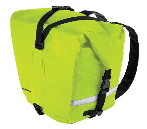 Nelson Rigg SE-2055-HVY Survivor 100 Waterproof Saddlebags Mount to most Adventure and Dual sport motorcycle