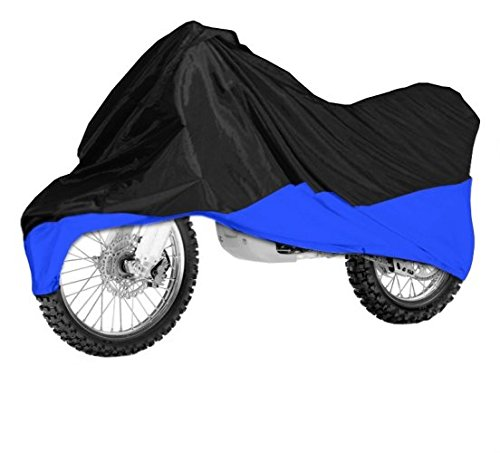 Blackblue Motorcycle Cover For Yamaha FZ1 FZ 1 Fazer Motorcycle Cover L