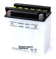 Replacement BATTERY 12N10-3A-2 POWER SPORT BATTERY Battery