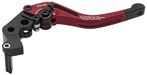 CRG RC2 Shorty Brake Lever Red