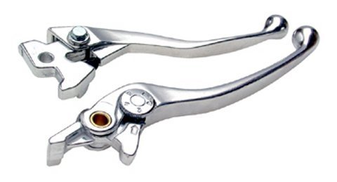 Motion Pro Brake Lever - Polished 14-0547 by Motion Pro