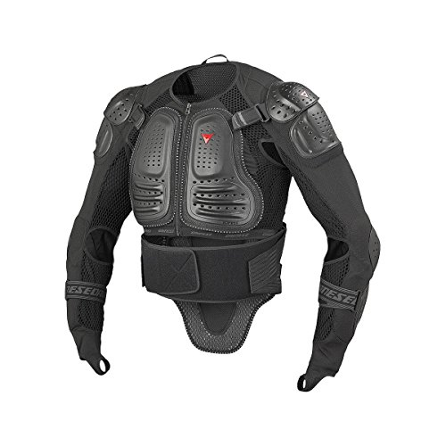 Dainese Light Wave D1 Mens Body Protection Armor Jacket Black Type 3 XS