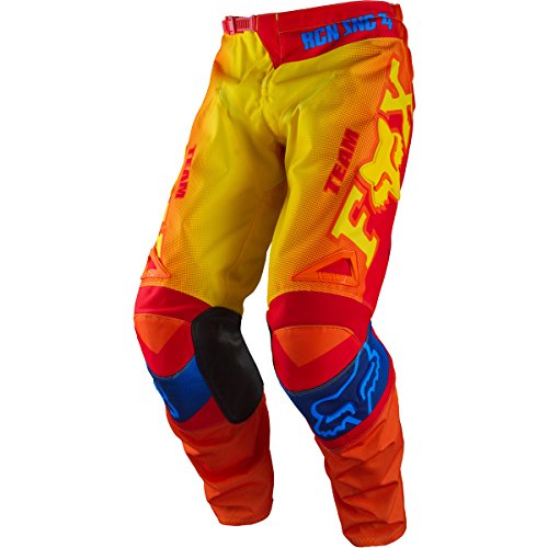 Fox Racing 180 Imperial Mens Off-Road Motorcycle Pants - RedYellow  Size 32