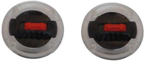 LS2 Helmets Release Knob for FF385386396387OF569 Helmets Clear