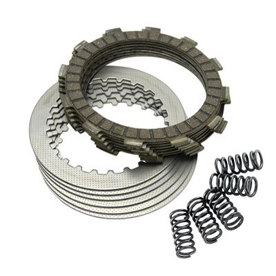 Kawasaki KFX 400 03-04 Tusk Heavy Duty Clutch Kit With Springs