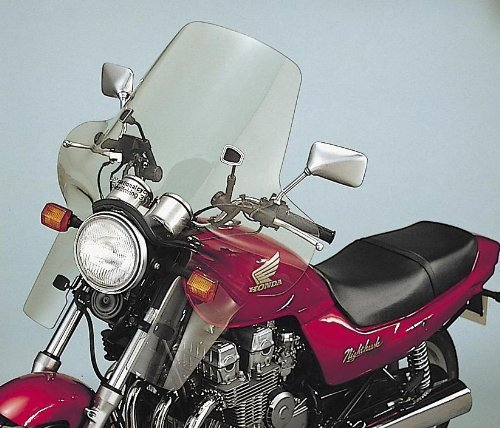National Cycle N8863 Plexifairing 3 Clear Windshield for BMW Models