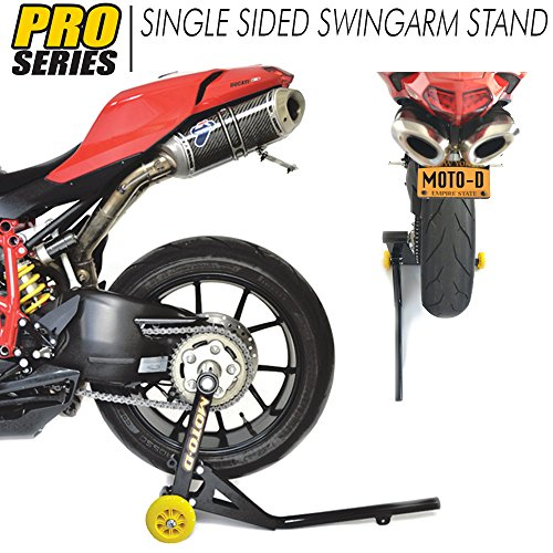 MOTO-D Ducati 1098  1198 Single Sided Swingarm Rear Stand 405MM