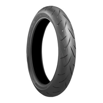 12060ZR-17 55W Bridgestone Battlax S21 Hypersport Front Motorcycle Tire for Ducati 600 Monster 1998-2001