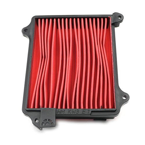 Alpha Rider Motorbike Air Filter Intake Cleaner for Honda AX-1 NX250 1989 1990 1991 1992 1993 1994
