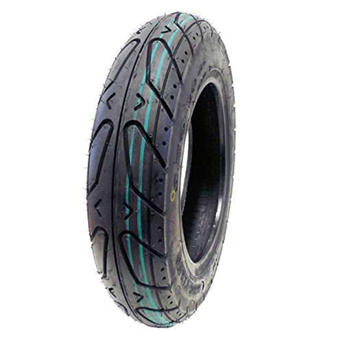 Scooter Tubeless Tire 350-10 Front Rear Motorcycle Moped Rim 10