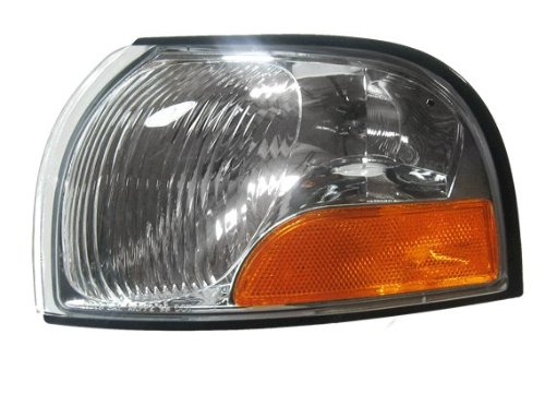 Aftermarket Replacement Replacement Driver-Side Turn Signal Light