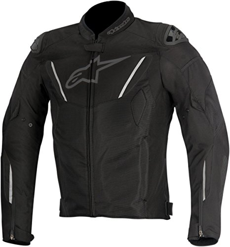 Alpinestars T-GP R Air Textile Mens Riding Jacket Black Medium